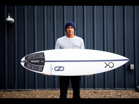 The FRK - Brand New from Kelly Slater and Dan Mann.