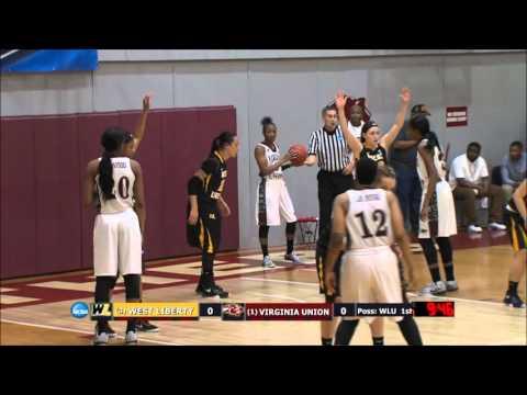 Women's Basketball:  VUU vs. West Liberty