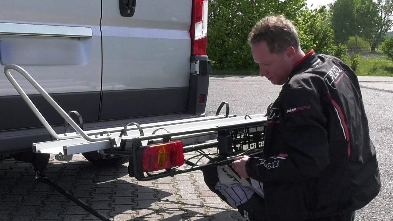 Cate Lastenträger / Motorradträger