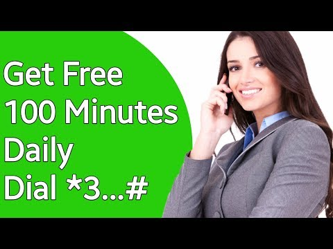 Get Zong 100 Free Minutes Daily   Code April 26  