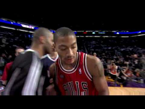 Derrick Rose: Skill Challenge - All Star 2009
