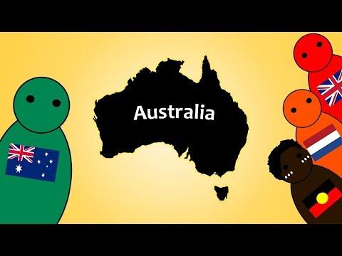The History Of Australia