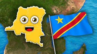 Democratic Republic of the Congo Geography for Kids