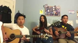 Justin Bieber- Mistletoe guitar trio
