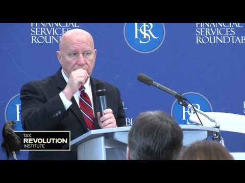 Kevin Brady: Breaking Down the Barriers to Financial Security