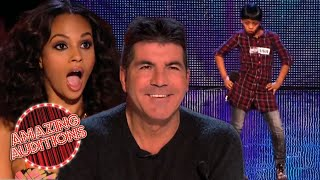 11 Year Old Singing Diva WOWS Judges With Cover Of Rihanna's 'Diamonds' | Amazing Auditions