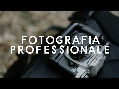 Lavorare con la FOTOGRAFIA? [AMBIENTE GIUSTO] - Tutorial fotografia