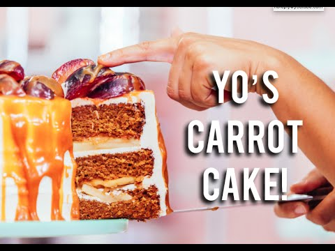How To Make Yo's Ultimate Carrot Cake!