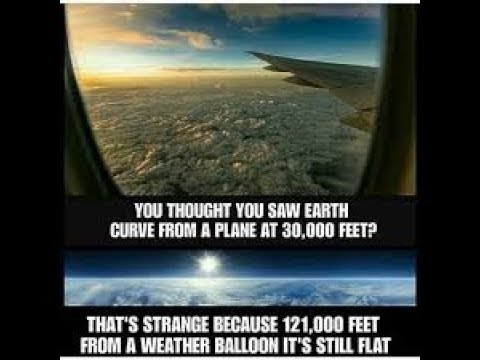 Flat Earth Truth In Plane Sight Live Hangout