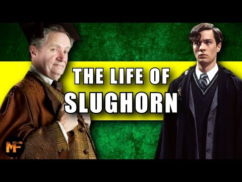 The Life of Horace Slughorn (Harry Potter Explained)