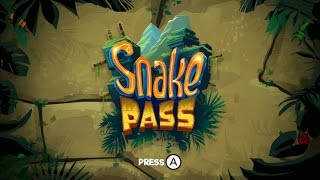 Snake Pass (Nintendo Switch) Review (Video Game Video Review)
