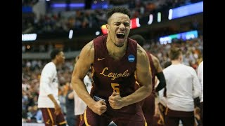 Loyola players reflect on upset NCAA tournament win