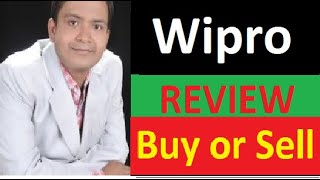 Wipro Share Review - Buy or Sell Recommendation
