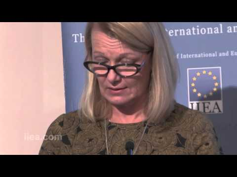 Lenita Troivakka - Reinventing Europe – The Case for Structural Economic Reform -12 Feb 2015