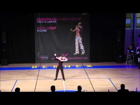 World cup B class, Geneve (SUI), 01.06.'13. - Final Footwork & Acro