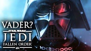 VADER w STAR WARS Jedi Fallen Order PL? ☄️ Star Wars Jedi Upadły Zakon Trailer PL ☄️