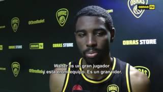 Jordan RIchard Post Obras Basket 79-90 Quilmes (4-5-2017)