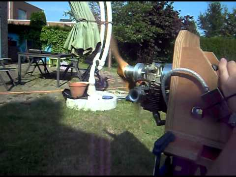 Zenoah 38cc conversion to electronic ignition