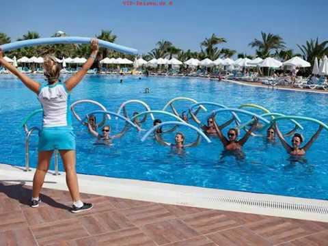 Paloma Oceana Kumkoy Side Alanya Hotel 5 Sterne Strandhotel Turkei Gesamtvideo