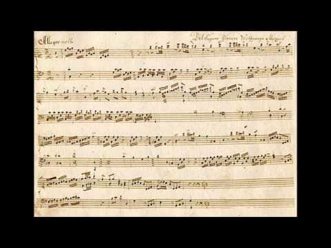 Allegro Molto C-Dur - Wolfgang Amadeus Mozart