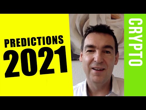 Crypto Predictions for 2021 – What Will Happen 2021 in Cryptocurrencies? How High Will Bitcoin go?