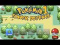 POKEMON TOWER DEFENSE   Pokemon Fan Game Español