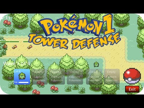 Pokemon Tower Defense 2 Hacked