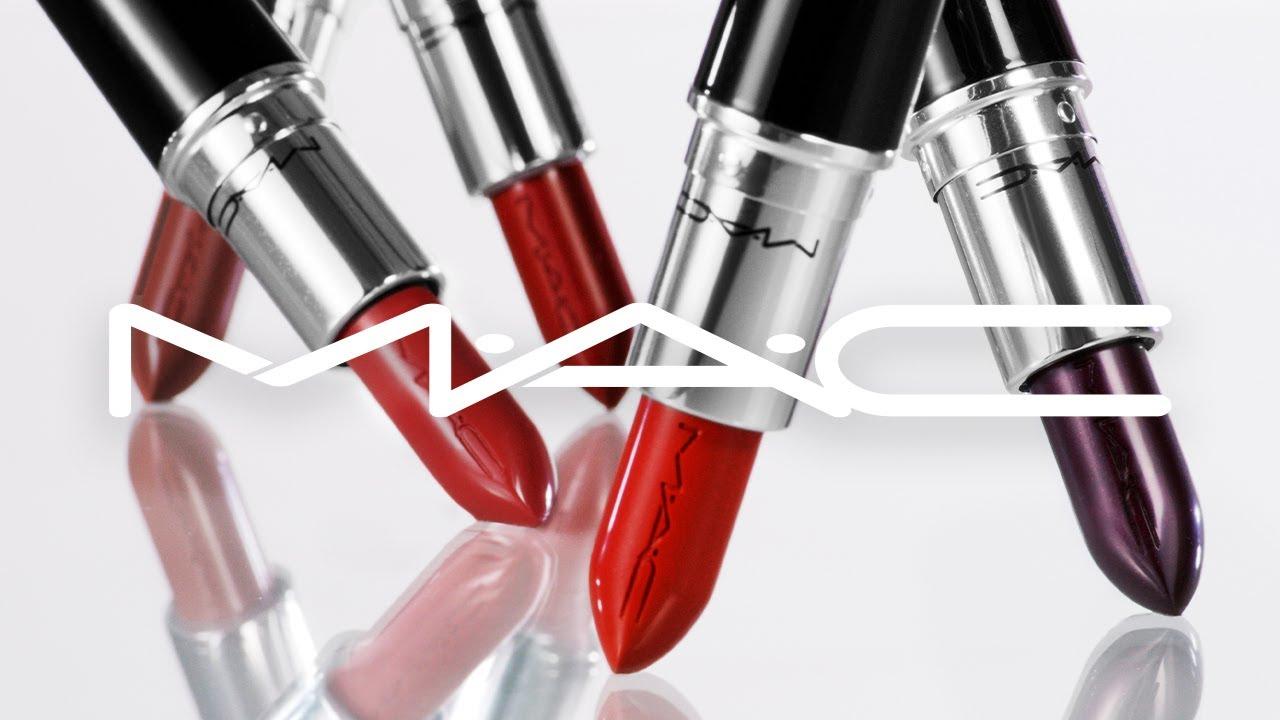 Newly Revamped Lustreglass Sheer-Shine Lipstick | MAC Cosmetics