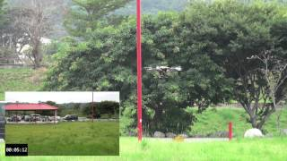 M480 & G3 Gimbal Aerial Photography - Test Flight