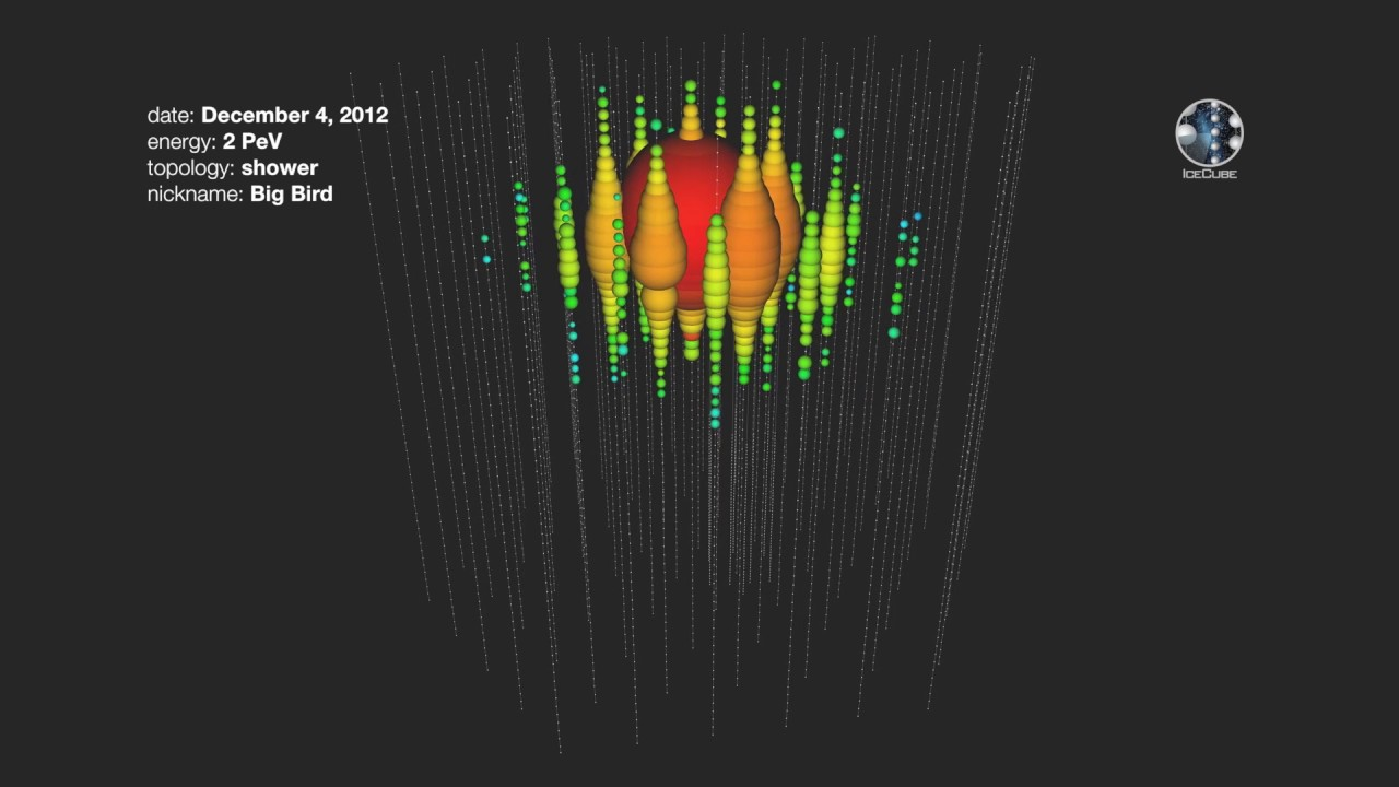 A Cosmic First: Ultra-High Energy Neutrinos Found, From