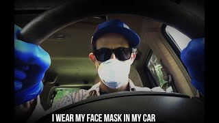 """I Wear My Face Mask in the Car"" from Media Bear"