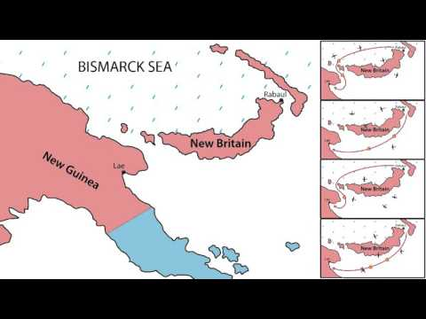 D.4 Battle of the Bismarck Sea | Game Theory - Microeconomics