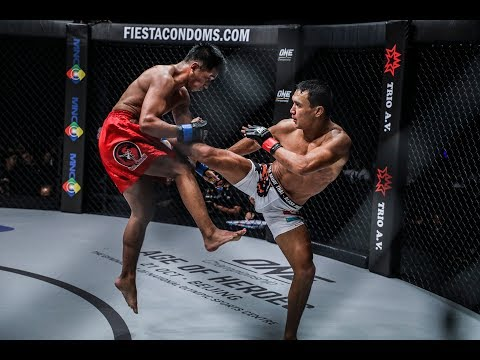 ONE FC TOTAL VICTORY JAKARTA HIGHLIGHTS