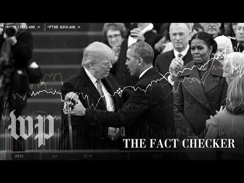 Comparing the 'Trump economy' vs. the 'Obama economy' | Fact Checker