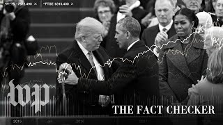 Comparing the 'Trump economy' vs. the 'Obama economy' | Fact Checker
