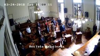 Transmisión en directo de Concejo Deliberante de Tandil