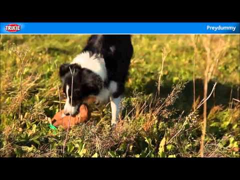 Trixie Prey Dummy - Teaching your dog hunting instinct
