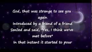 Stars- Your Ex Lover Is Dead Lyrics