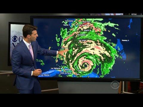 Irma update: Hurricane Irma makes its way northwest toward Florida