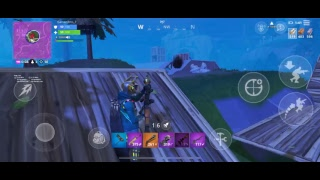 Season 6 lit or not ? Asf!!! (top Fortnite moblie player when I'm not lagging lol