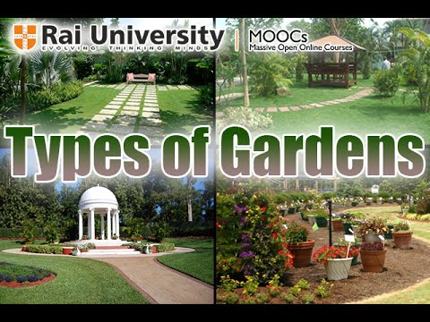 Types of Gardens - Basics of Gardening - YouTube