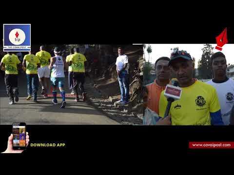 Ultra Marathon flagged off in Ooty