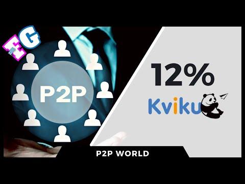Λογαριασμό στην Kviku Finance, Βήμα Βήμα   P2P WORLD #005
