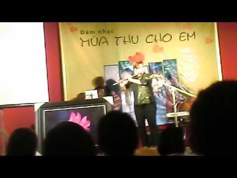 Để gió cuốn đi - Kristen ( offline MÙA THU CHO EM - Huế Trịnh FC ).wmv