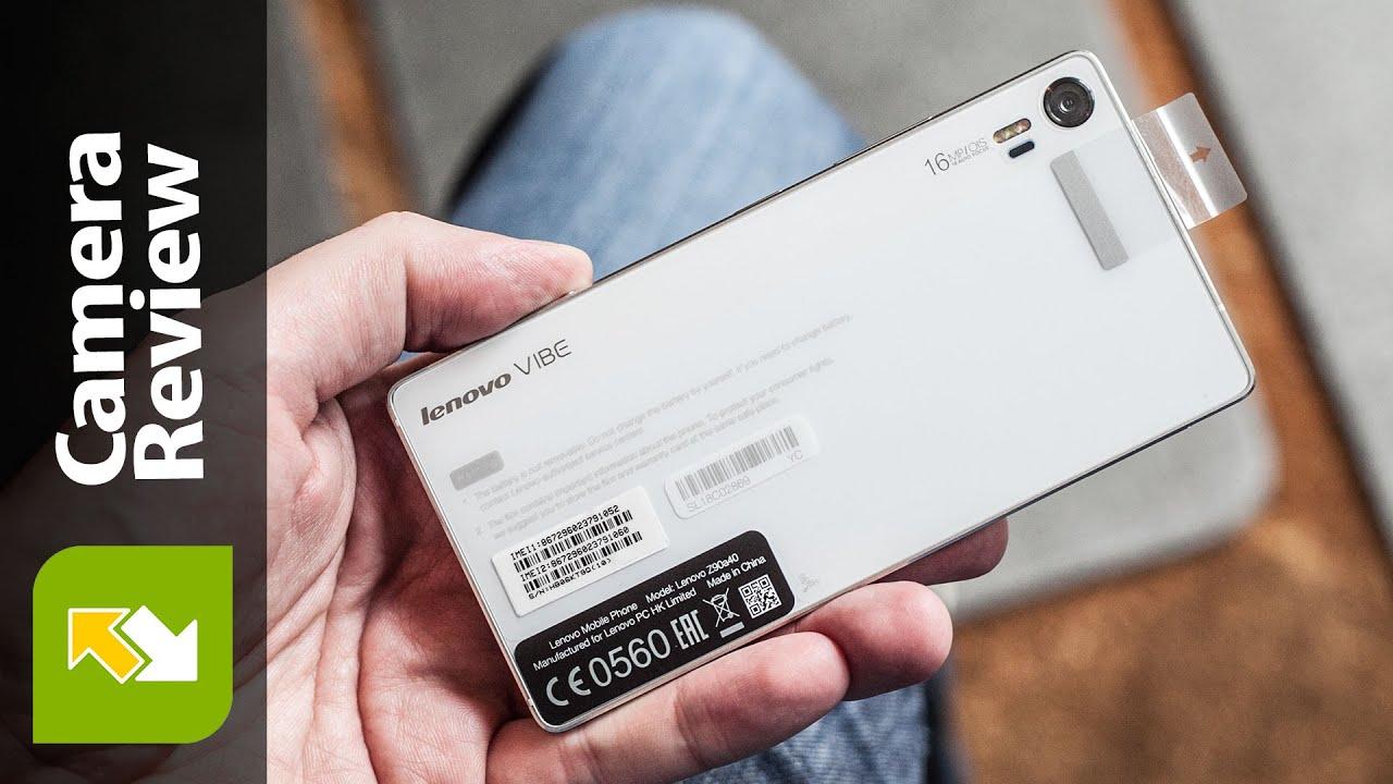 Lenovo Vibe Shot : Camera review
