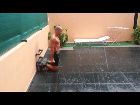 bodyweight extreme exercise the nordic hamstring  youtube
