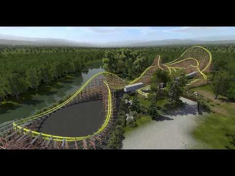 Cauterizer : Nolimits 2 RMC Launch Coaster