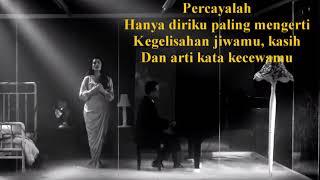 Raisa Andriana ft Andi Rianto - Bahasa Kalbu  Lyric