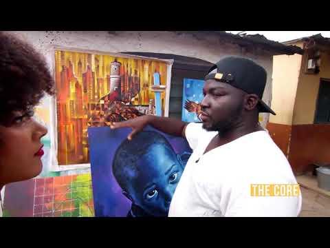 THE CORE | EP. 2 - GRAFFITI ARTIST