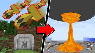 Diário do Futuro #44: TESTANDO BOMBAS ATÔMICAS NA BASE! EXPLODIU TUDO!!!